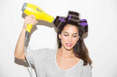 mẹo sấy tóc khô nhanh, sấy tóc khô nhanh không hư tổn