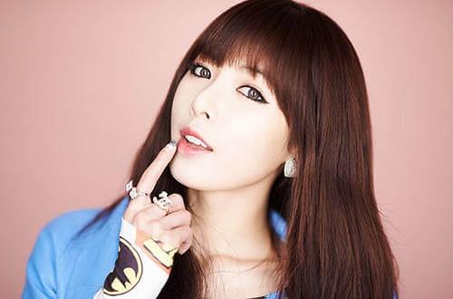 Gợi ý 5 kiểu tóc dài được ưa chuộng của sao Hàn