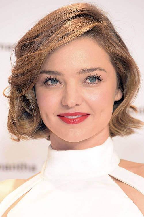 5 kiểu tóc đẹp phù hợp với khuôn mặt tròn