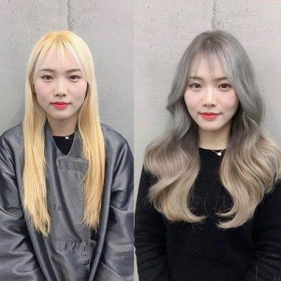 đổi kiểu tóc