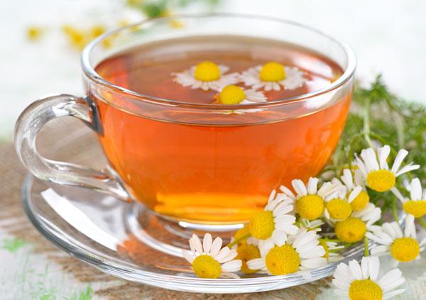 Mặt nạ kích thích mọc tóc từ tỏi và trà hoa cúc