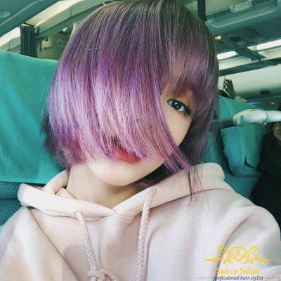 Những màu tóc nhuộm hot nhất hiện nay