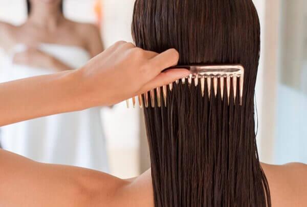 tóc duỗi cần được chăm sóc như thế nào